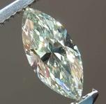 .72ct L VS2 Marquise Diamond GIA R7699