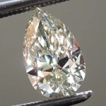 Loose Diamond: .79ct K VS2 Pear Brilliant Diamond GIA R7703