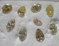SOLD....Loose Diamond Parcel: 4.79ctw Natural Fancy Mixed Shape Diamond Parcel R7742