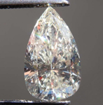 1.58ct M SI2 Pear Diamond GIA R7741