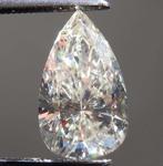 Loose Colorless Diamond: 1.58ct M SI2 Pear Brilliant Diamond GIA R7741