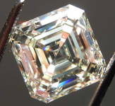 SOLD.....4.52ct U-V VS1 Asscher Cut Diamond GIA R7763