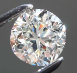 SOLD....1.03ct J SI1 Round Brilliant Diamond GIA R7646