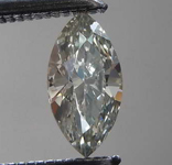 .25ct Fancy Light Gray VS1 Marquise Diamond GIA R7797