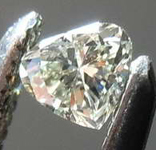 SOLD.....0.07ct Grayish Greenish Yellow VS1 Chameleon Diamond GIA R7793