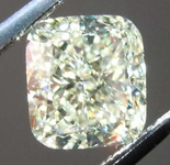 1.22ct U-V VS1 Cushion Cut Diamond GIA R7865