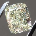 1.04ct U-V VS2 Cushion Cut Diamond GIA R7869