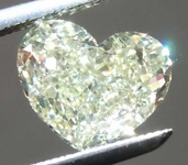 1.54ct U-V VS1 Heart Shape Diamond GiA R7860