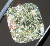 2.03ct Y-Z SI1 Cushion Cut Diamond GIA R7859