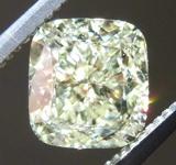 2.00ct W-X VVS1 Cushion Cut Diamond GIA R7858