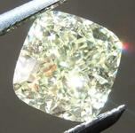 1.26ct Y-Z VS1 Cushion Cut Diamond GIA R7861