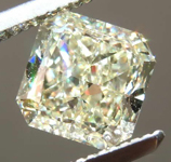 1.53ct U-V VS2 Radiant Cut Diamond R7892