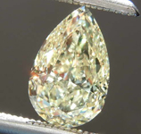 1.02ct W-X VS2 Pear Diamond R7951