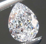 SOLD......53ct F VS2 Pear Shape Diamond R7953