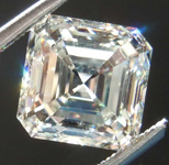 SOLD.....2.40ct L VVS2 Asscher Cut Diamond R8006