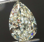 SOLD.....2.15ct U-V VS2 Pear Shape Diamond R7998