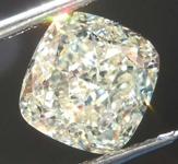 2.31ct W-X VS1 Cushion Cut Diamond R7999