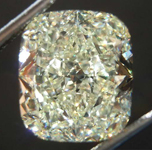 5.52ct W-X VS1 Cushion Cut Diamond R8000