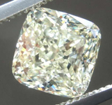 SOLD.....2.01ct W-X VS1 Cushion Cut Diamond R7987