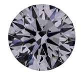 3.34ct D Flawless Round Brilliant Diamond R8055
