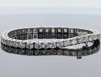 10.01ctw G-H SI1 Diamond Bracelet R7990