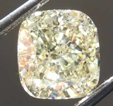 2.30ct Y-Z SI2 Cushion Cut Diamond R8099
