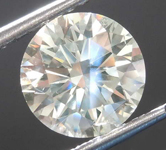3.00ct N SI2 Round Brilliant Diamond R8102