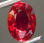 2.07ct Oval Mixed Cut Ruby R8167