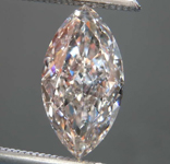 1.07ct J SI1 Marquise Diamond R8172