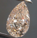 SOLD....2.02ct W-X I1 Pear Shape Diamond R8168