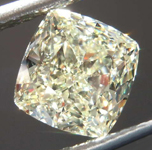 2.00ct W-X VS2 Cushion Cut Diamond R8219