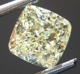 2.01ct W-X VS1 Cushion Cut Diamond R8220