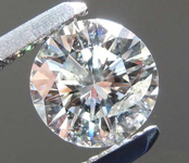 .74ct J I2 Round Brilliant Diamond R8231