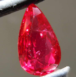 1.99ct Pear Shape Ruby R8211