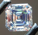 SOLD....2.01ct M VS1 Asscher Cut Diamond R8303