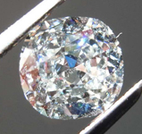 SOLD....1.00ct G SI2 Cushion Diamond R8305