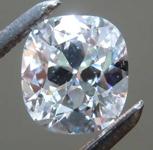 .83ct D IF Cushion Cut Diamond R8310
