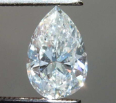 .81ct G VS2 Pear Shape Diamond R8316