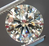 SOLD.....2.21ct L IF Round Brilliant Diamond R8378