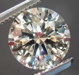 2.21ct L IF Round Brilliant Diamond R8378