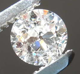 0.39ct G SI1 Circular Brilliant Diamond R8357