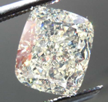 2.08ct S-T VVS2 Cushion Cut Diamond R8420