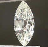 2.58ct M I1 Marquise Diamond R8445