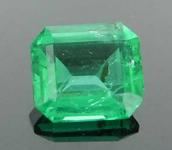 1.38ct Emerald Cut Emerald R8456
