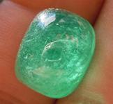 17.35ct Cabochon Emerald R8455