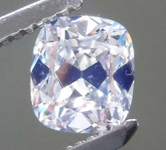 SOLD....0.55ct H VS2 Old Mine Brilliant Diamond R8443