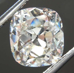 SOLD....2.01ct L SI2 Cushion Cut Diamond R8500