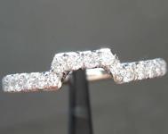 0.42ctw E-F VS Round Brilliant Diamond Ring R4475