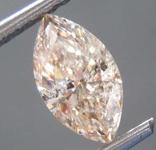 1.02ct Light Brown I1 Marquise Diamond R8543