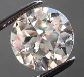 2.71ct J VVS2 Circular Brilliant Diamond R8567